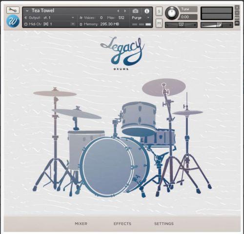 Legacy Drums