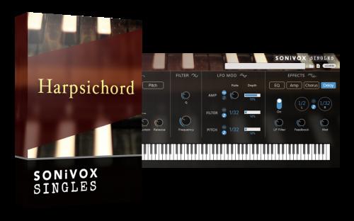 Singles - Harpsichord
