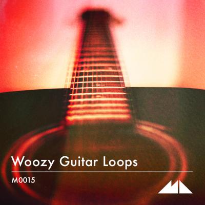 Woozy Guitar Loops: Mini Pack 0015
