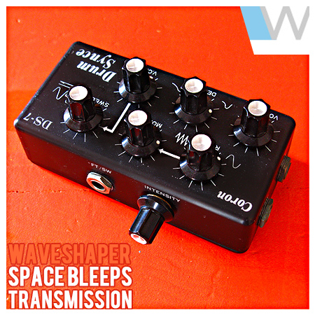 Space Bleep Transmissions [Coron DS7]