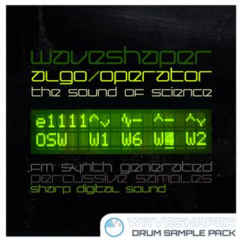 ALGO/OPERATOR [FM Drums]
