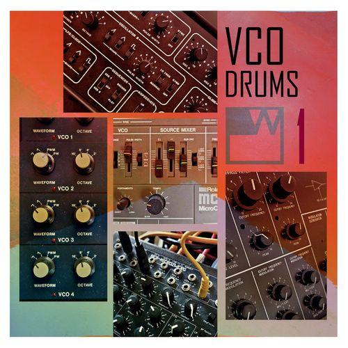 VCO Drums VOL1