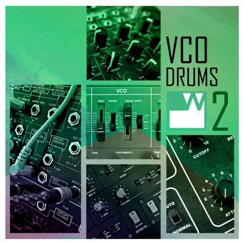 VCO Drums VOL2