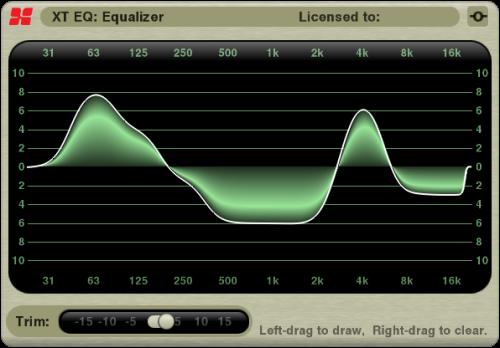 XT-EQ Equalizer