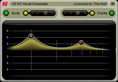 XT-VC Vocal Character