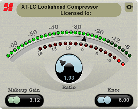 XT-LC Lookahead Compressor
