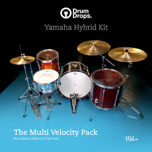 Yamaha Hybrid Kit - Multi-Velocity Pack