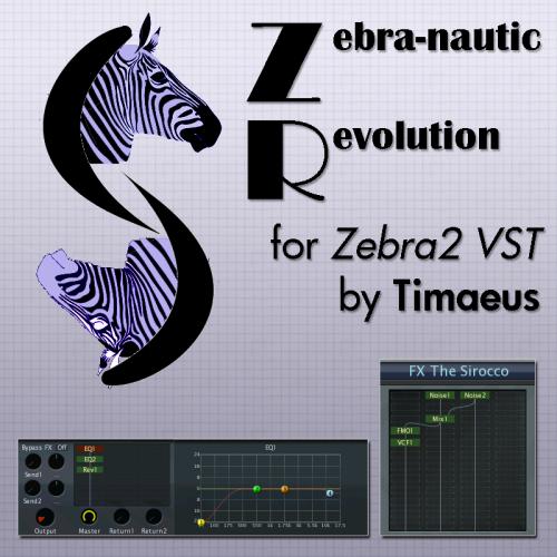 Zebra-nautic Revolution