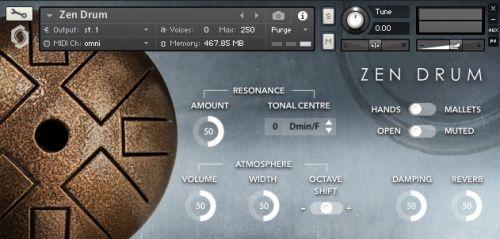 Zen Drum