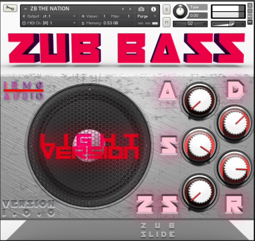 ZUB Bass
