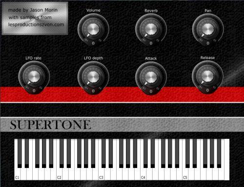 Supertone