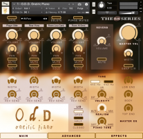 The 88 Series Pianos Bundle for Kontakt