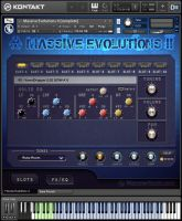 Massive Evolutions II - the Evolution Proceeds