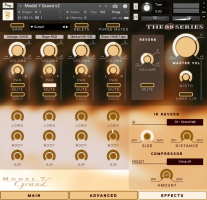 Model 7 Grand - The 88 Series Pianos for Kontakt