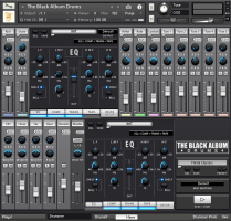 The Black Album Drums (BFD & Kontakt)