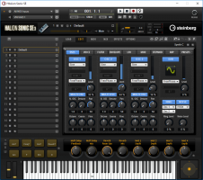 Synth C - Instrument presets