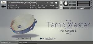 Tamb-Master2 for Kontakt 5