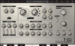 Syntronik - T-03