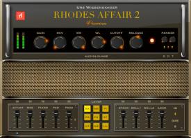 Rhodes Affair Premium