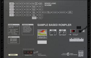 Meteora sample based rompler