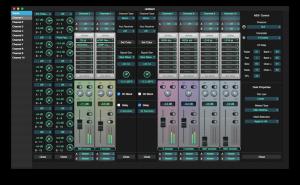 SoundDesk - Mixing Desk