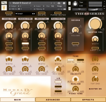 Model D Grand - The 88 Series Pianos for Kontakt