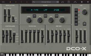 Syntronik - DCO-X