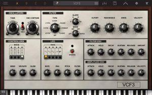 Syntronik - VCF3