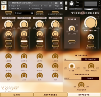 Steinbach Upright - The 88 Series Pianos for Kontakt