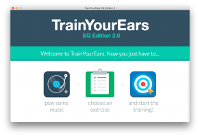 TrainYourEars EQ Edition 2
