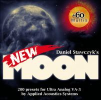 New Moon Sound Pack for VA-3