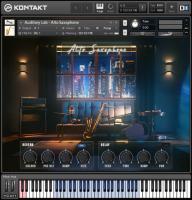 Alto Saxophone - Virtual Instrument Plugin (Pc/Mac VST, AU,AAX)