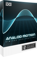 Analog Motion for Falcon