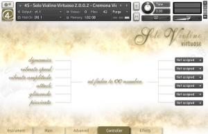 Solo Violino Virtuoso