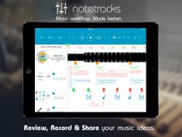 Notetracks for iOS