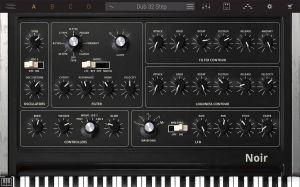 Syntronik - Noir