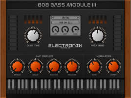808 Bass Module III
