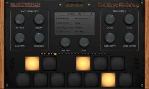 808 Bass Module 4