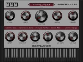 808 Bass Module 2