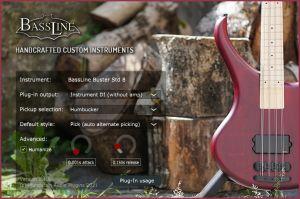 BassLine handcrafted basses