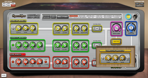 Spacelifter - vibraton module