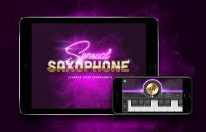 sensual saxophone