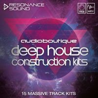 Audio Boutique - Deep House Construction Kits