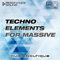Audio Boutique – Techno Elements for Massive
