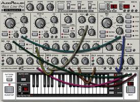 AudioRealism Semi Modular (ASM) (formerly Bass Line Pro)
