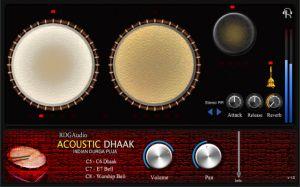 acoustic dhaak
