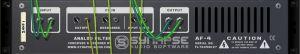 AF-4 Analog Filter