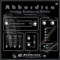 Akkordica Virtual Accordion, Harmonica and Melodica