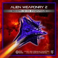 Alien Weaponry 2 – Modern Bass Essentials