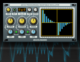AM102 Programmable Wavetable Oscillator